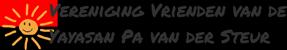 Vereniging Vrienden van de Yayasan Pa van der Steur